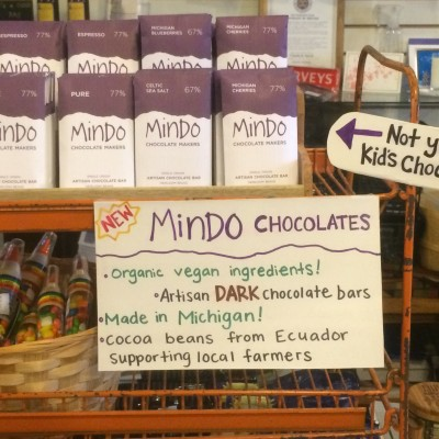 Mindo chocolates